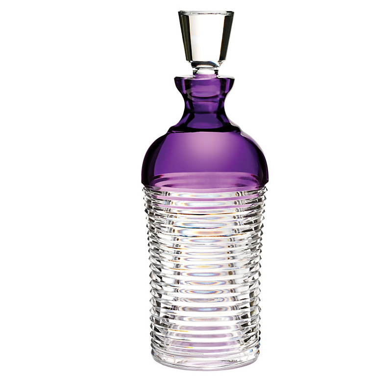 Mixology Decanter, Circon Purple