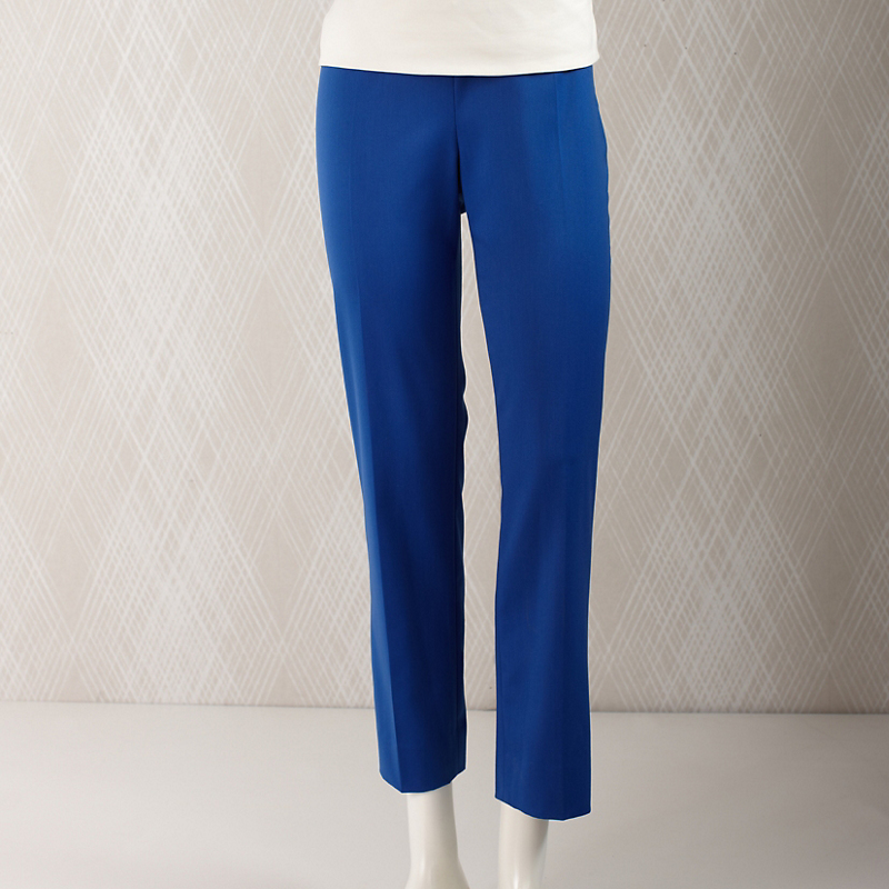 Lisa Sateen Ankle Pants