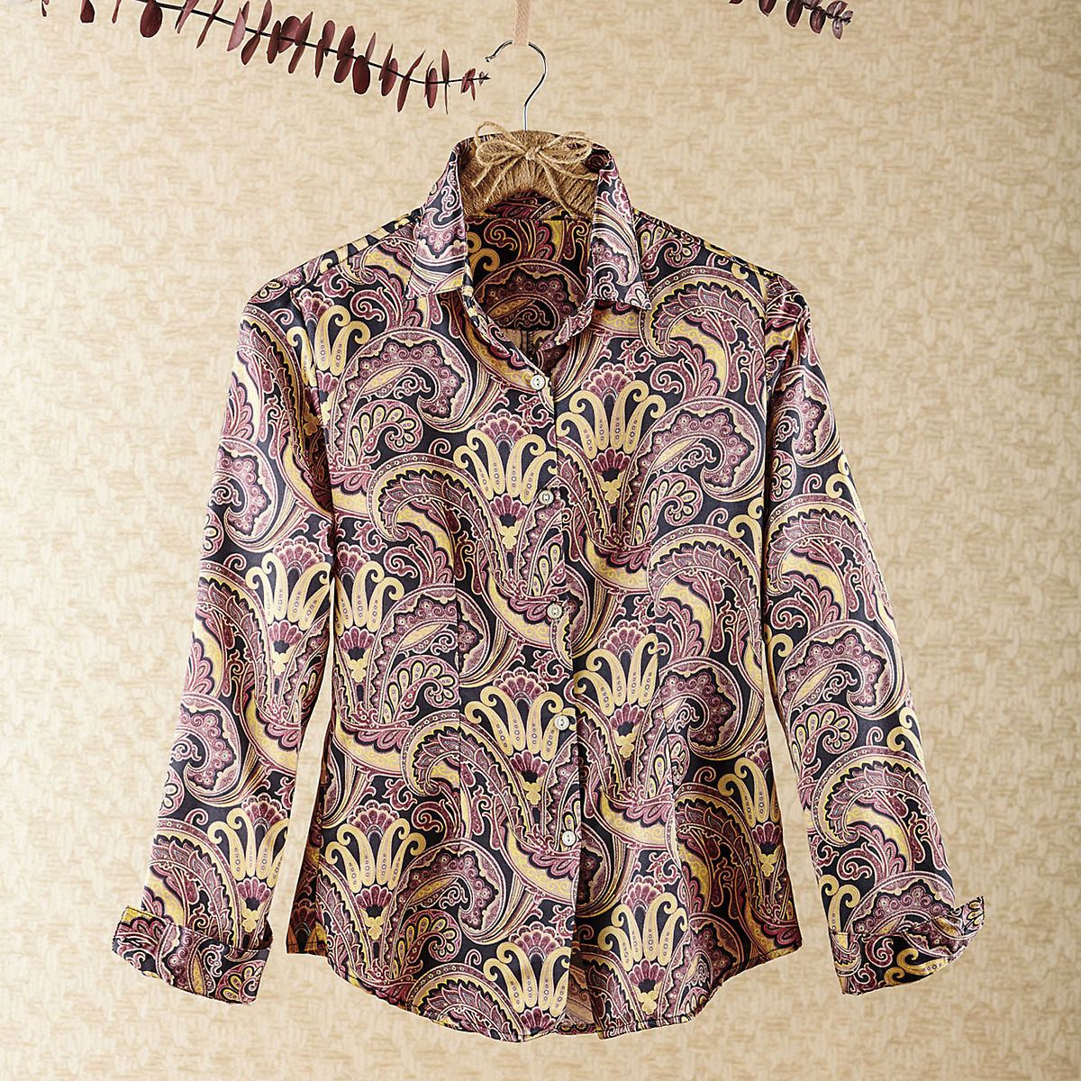 Picadilly Paisley Shirt