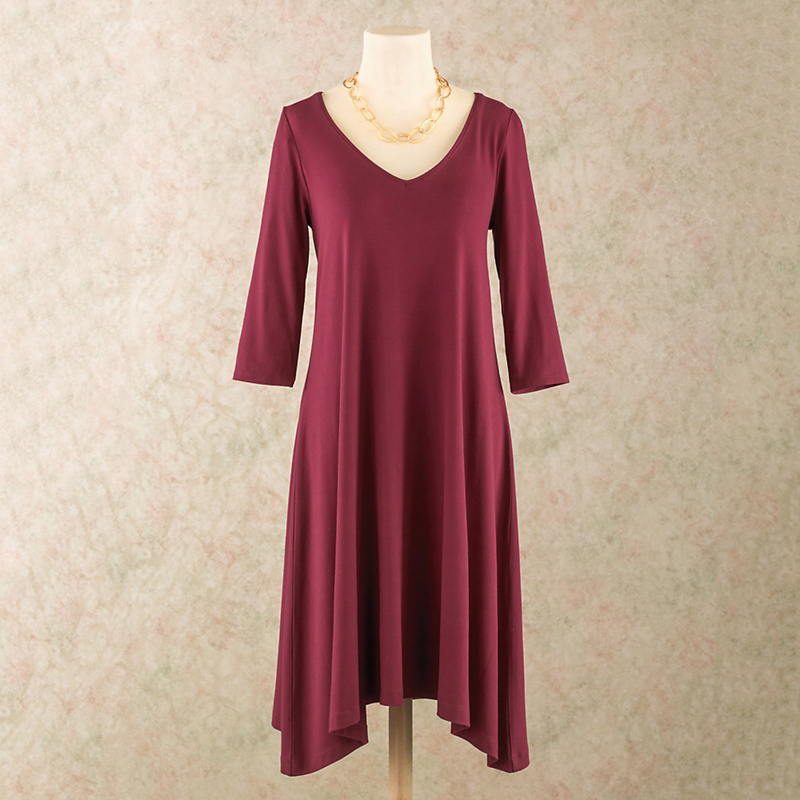 Ellie V-Neck Dress