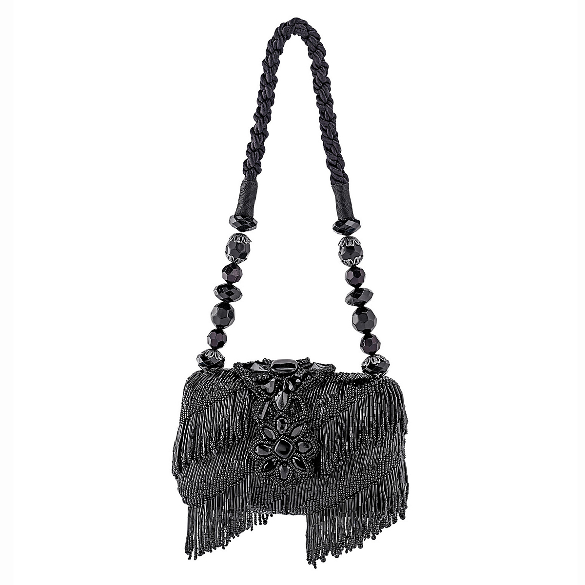 Mary Frances Beaded Flapper Bag