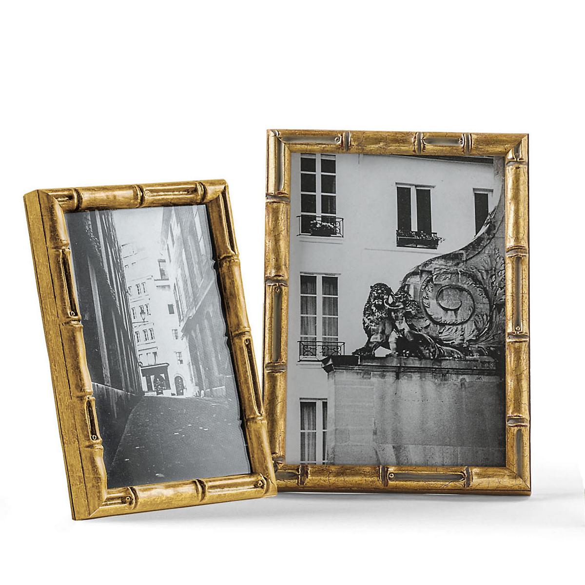 Gold Bamboo Frames | Gump\'s