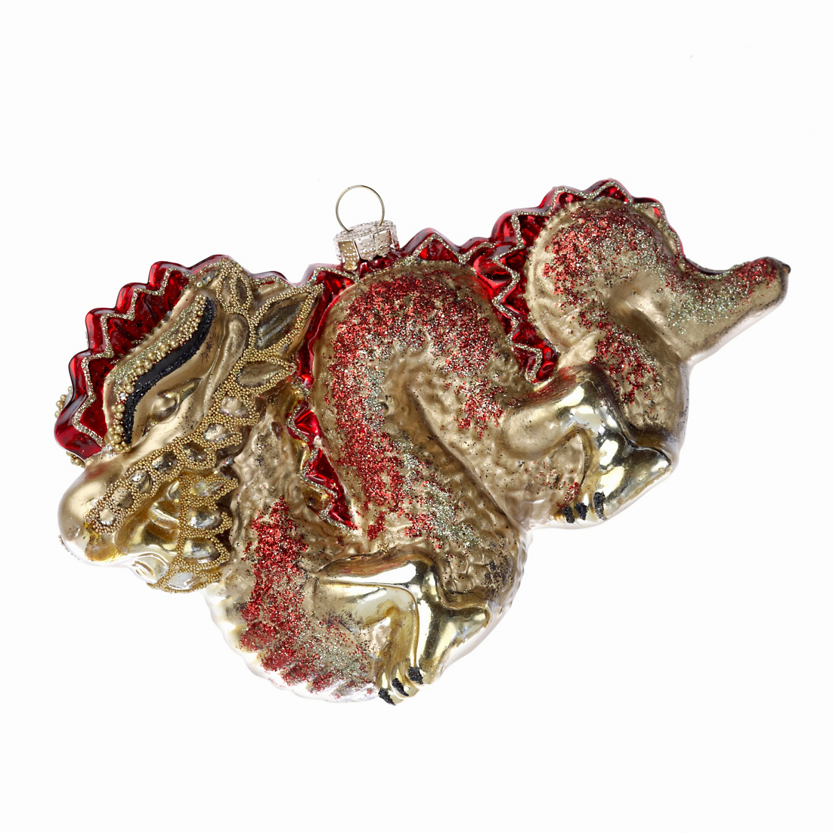 Chinese Dragon Christmas Ornament