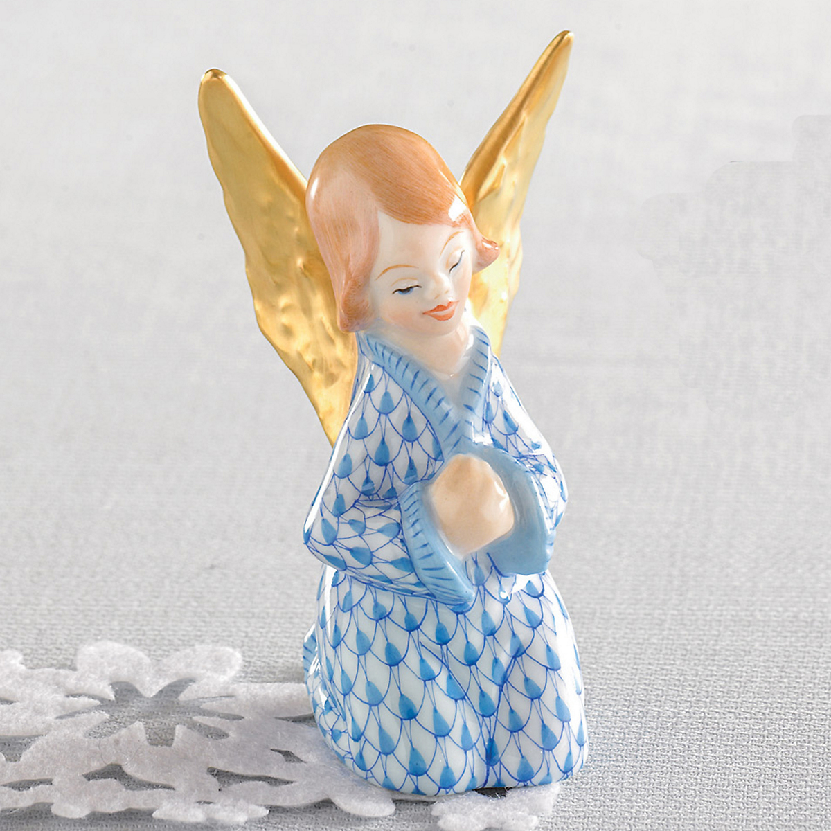 Herend Praying Angel