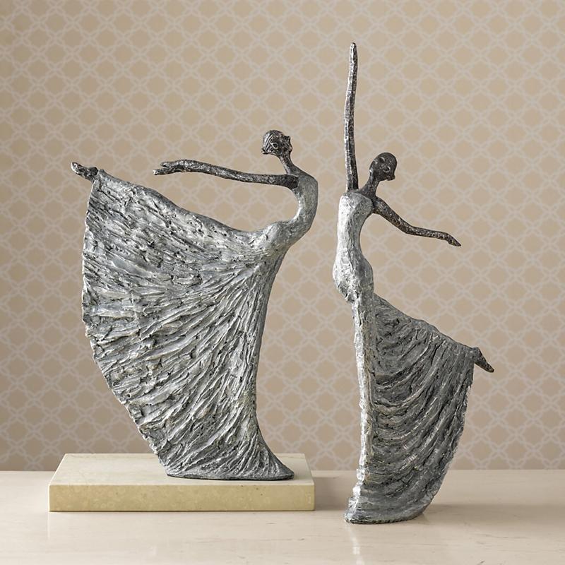 Dancing figures gump 39 s - Alambre galvanizado manualidades ...