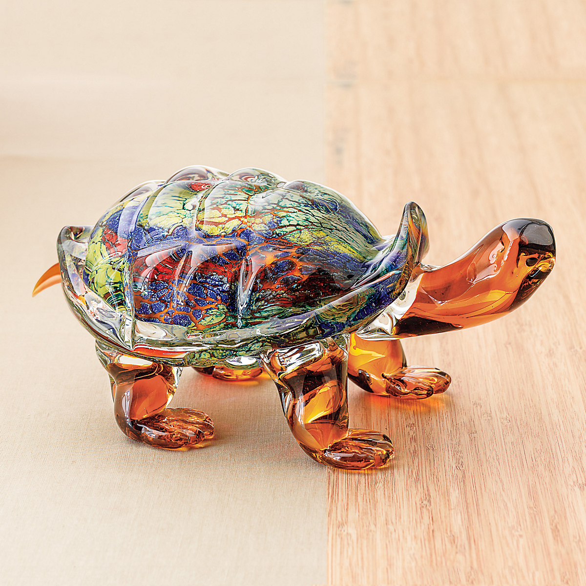Grand Glass Tortoise