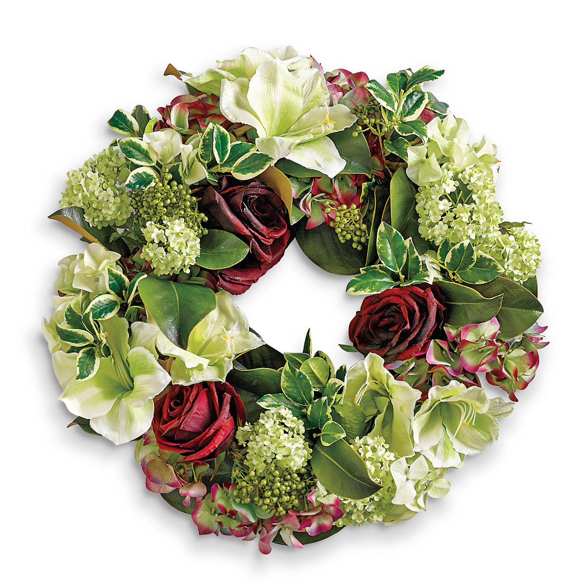 Kensington Garden Wreath
