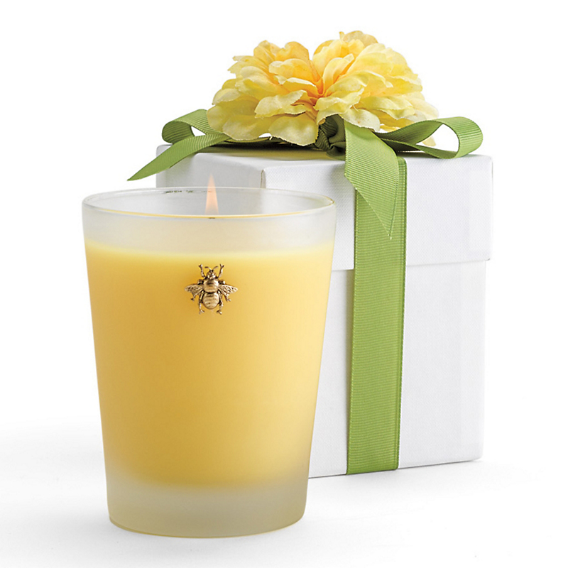 Printemps Shine With Bee Candle
