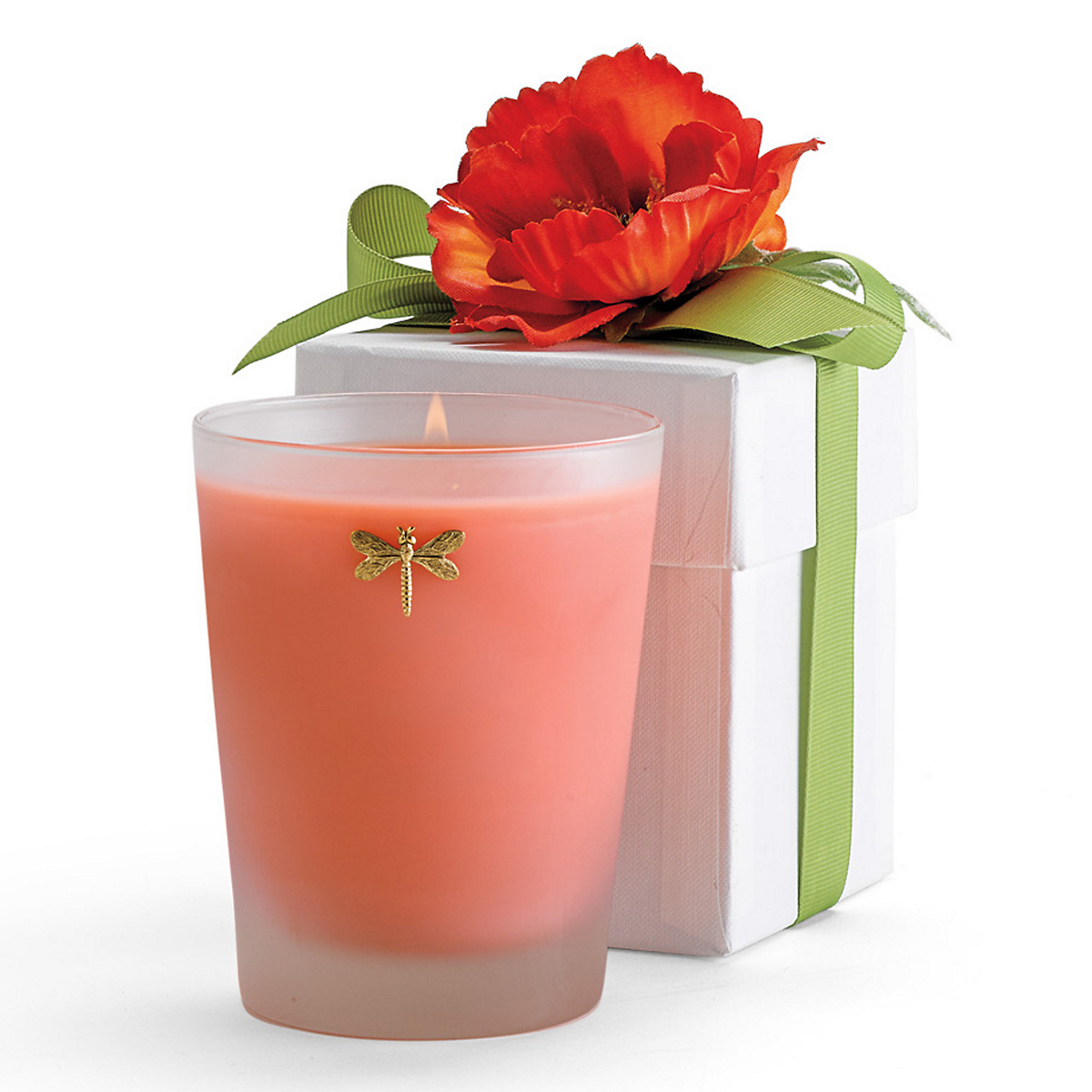 Printemps Isle Of View With Dragonfly Candle