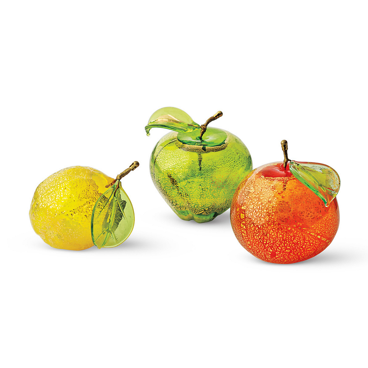 Murano Glass Fruits