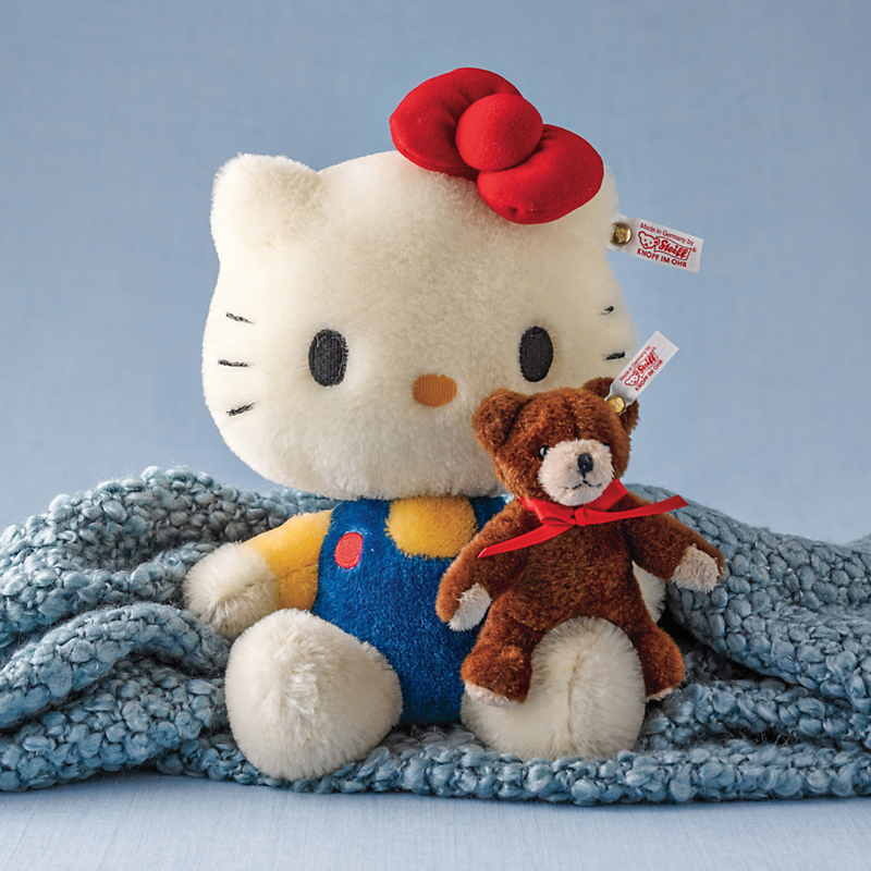 Steiff Hello Kitty With Bear