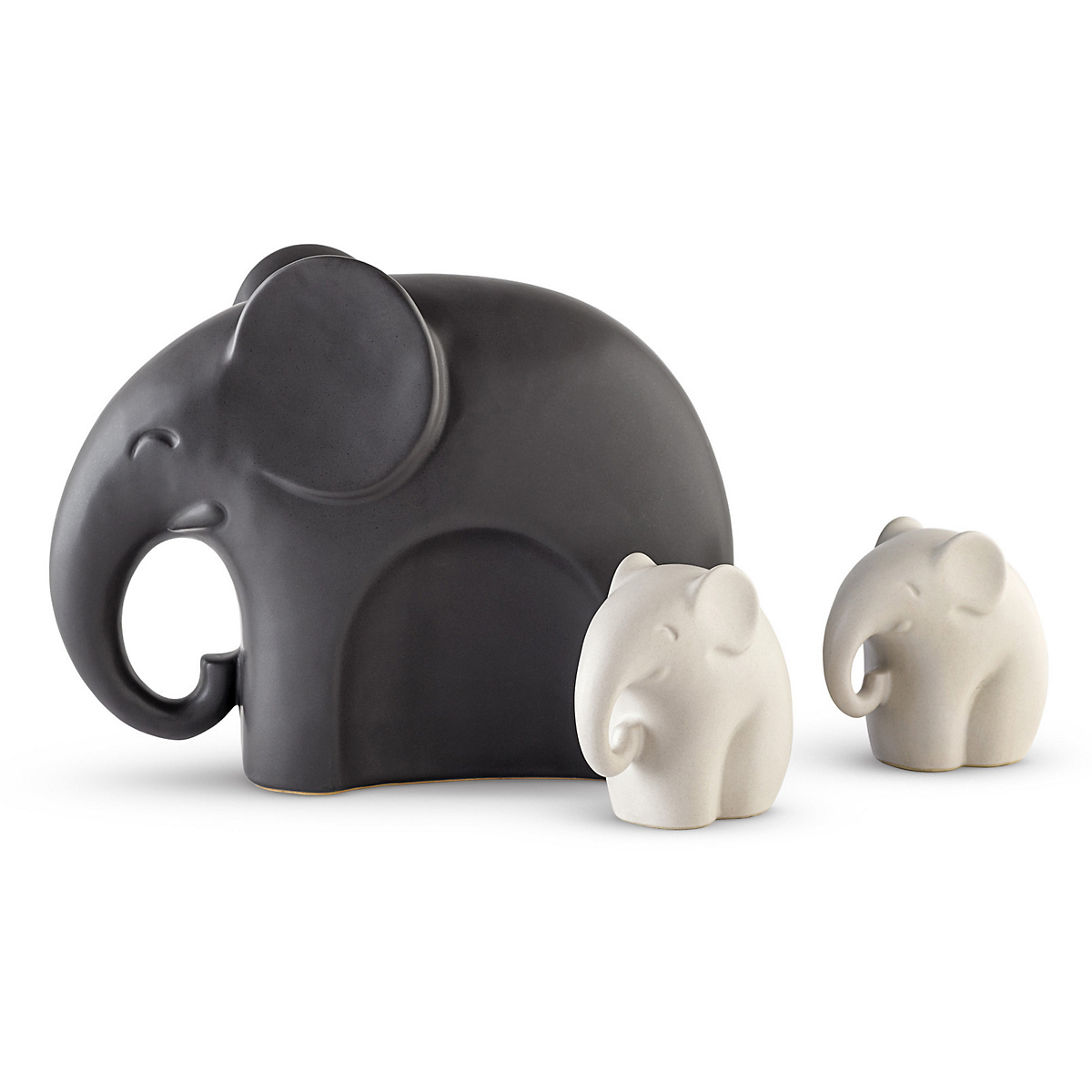 Ceramic Elephants