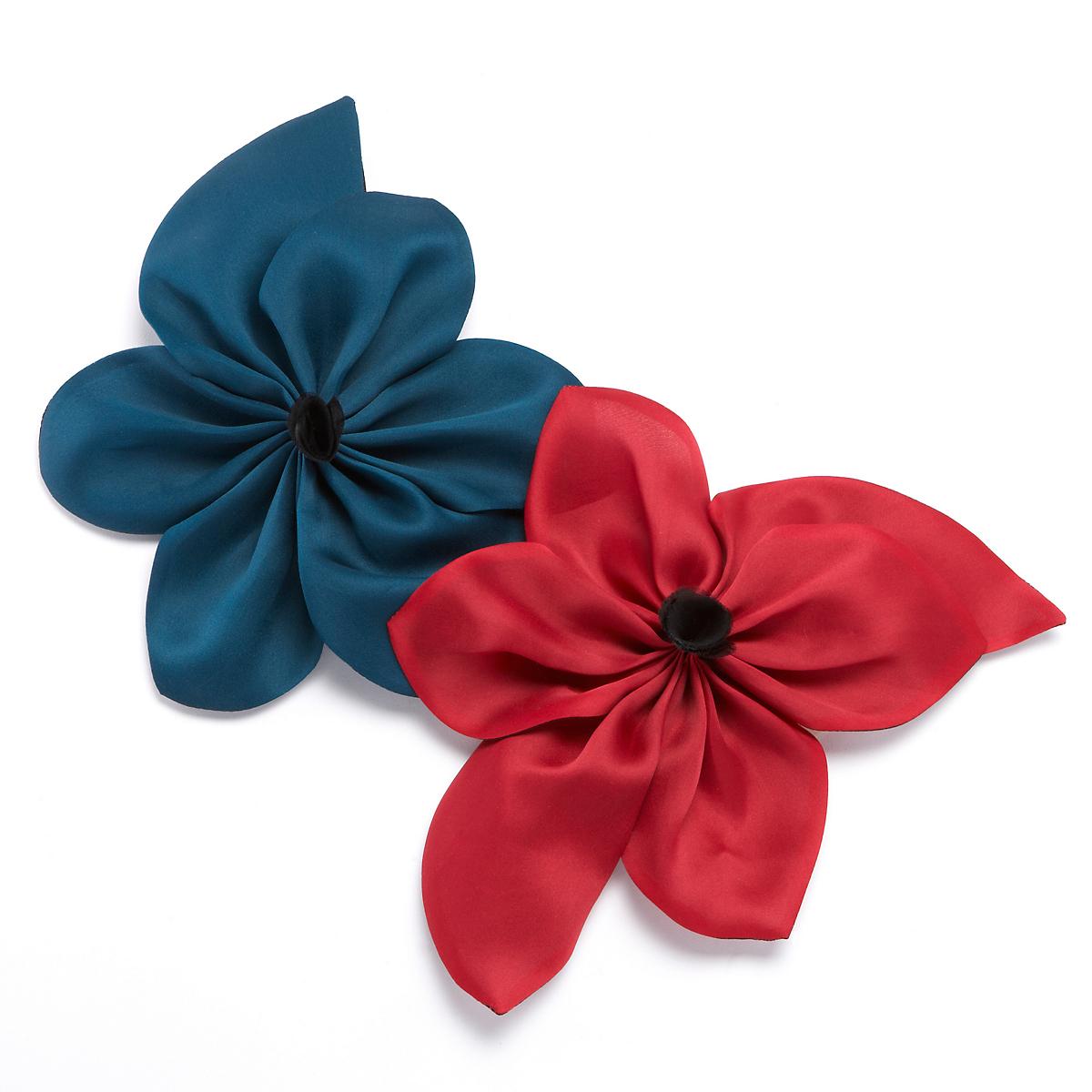 Etoile Silk Flower Pin Gumps