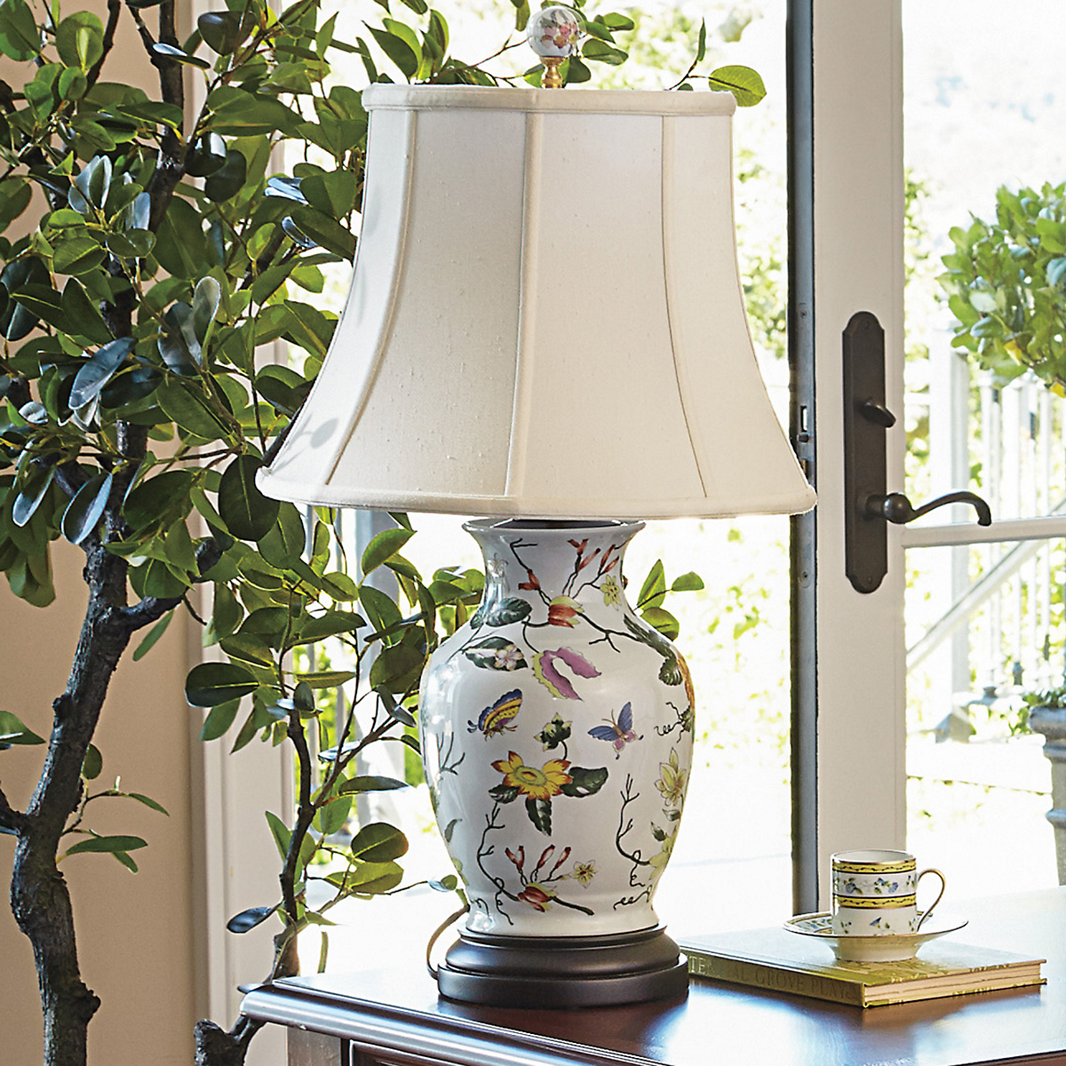 Eden Porcelain Table Lamp