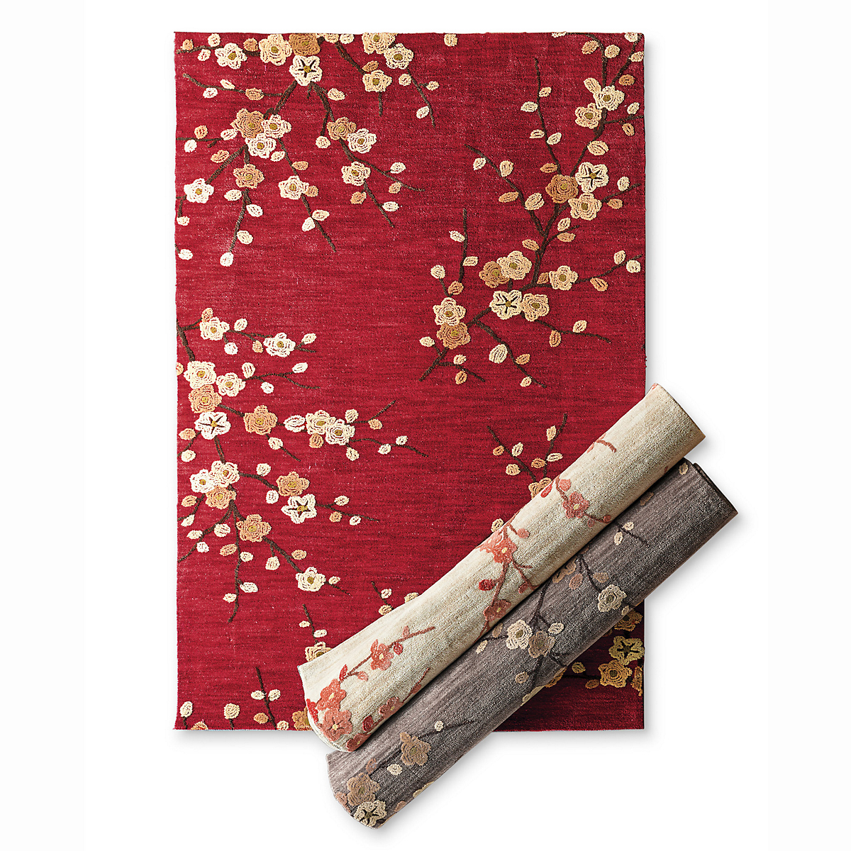 Perfect Cherry Blossom Rug