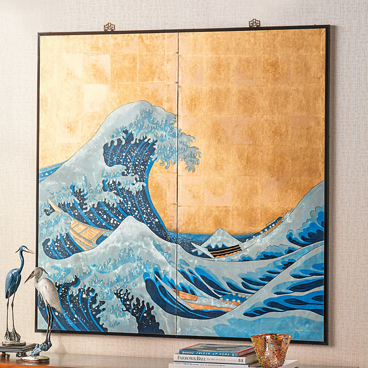 Great Wave Screen