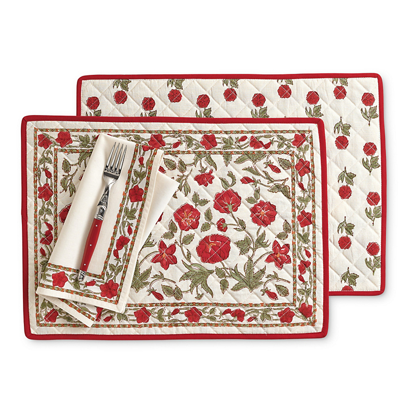 Cottage Garden Napkins, Set of 4