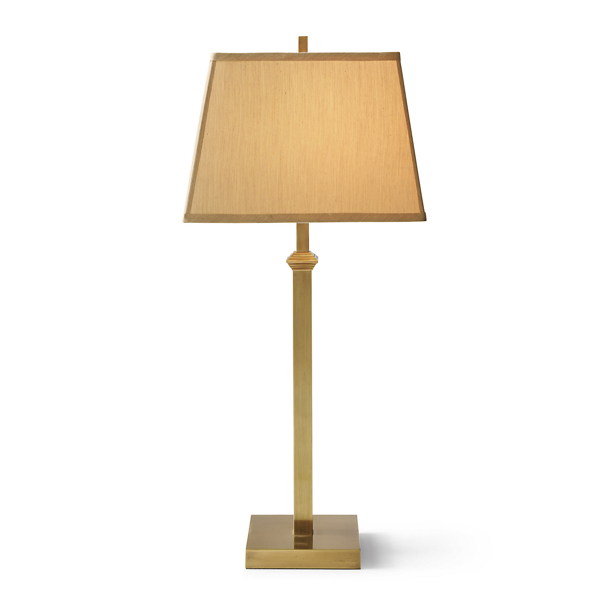Mercer Brass Table Lamp