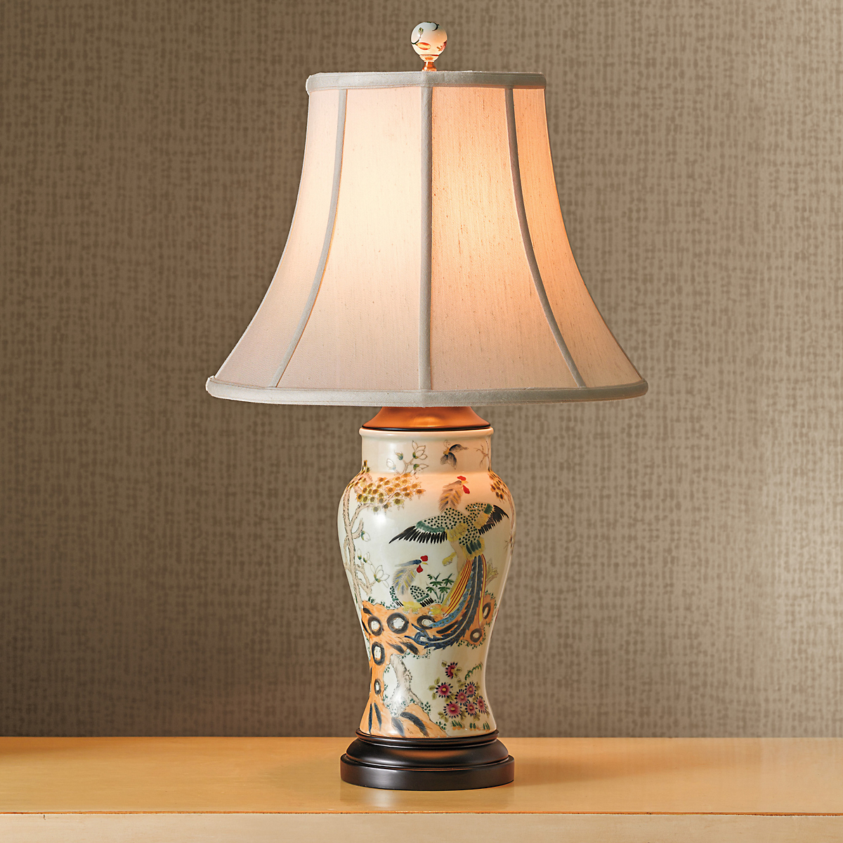 Imperial Bird Lamp