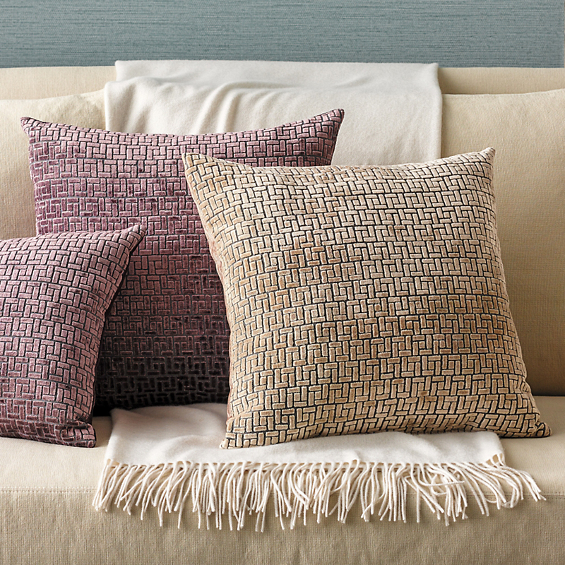 Peninsula Pillow, Square