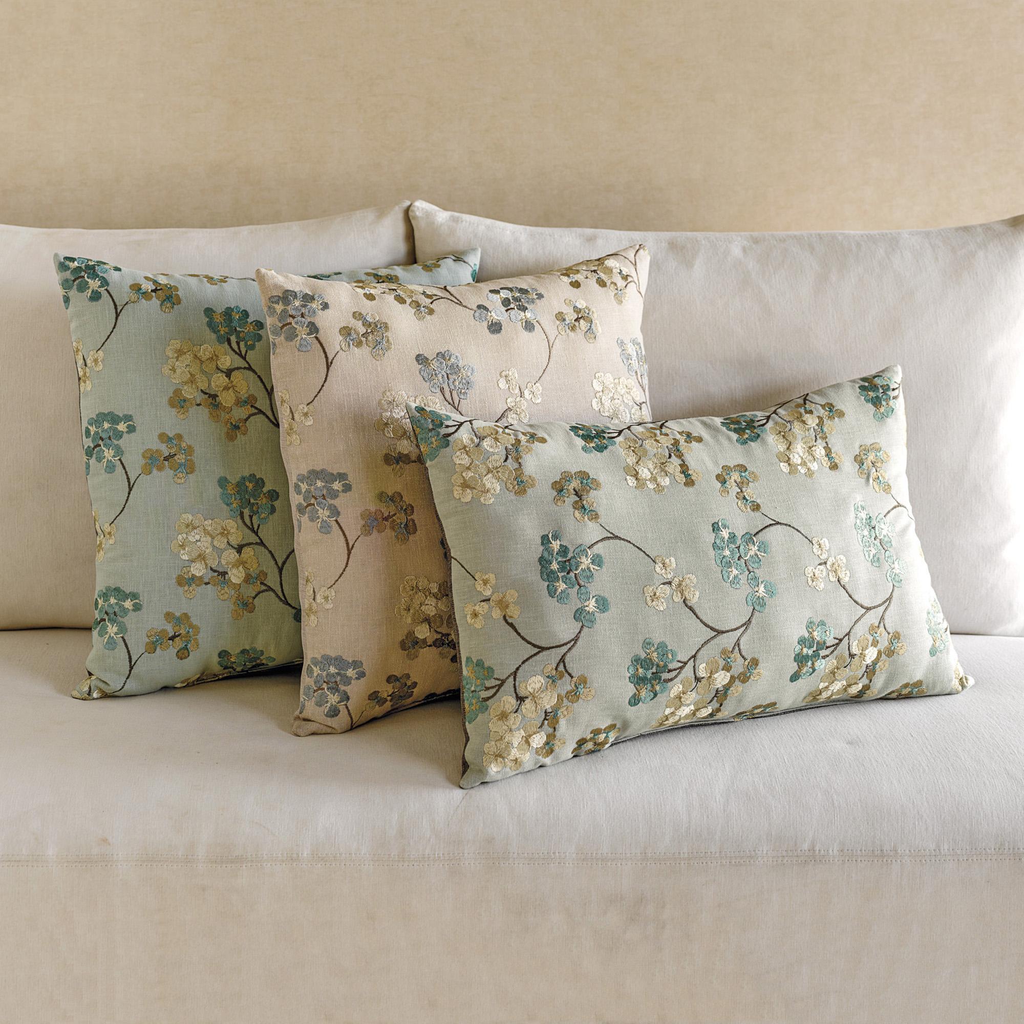 Throw Pillows Home : Bloomsbury Pillows Gump s
