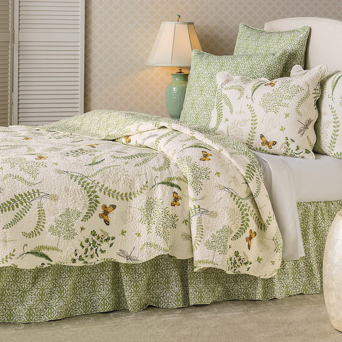 Fern Bedding Gump S