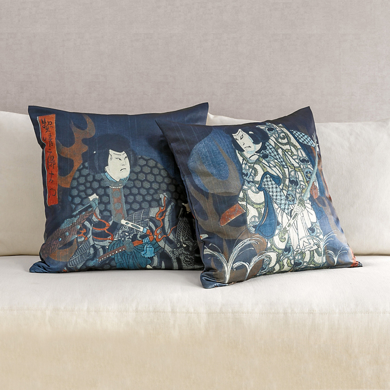 Kabuki Pillows
