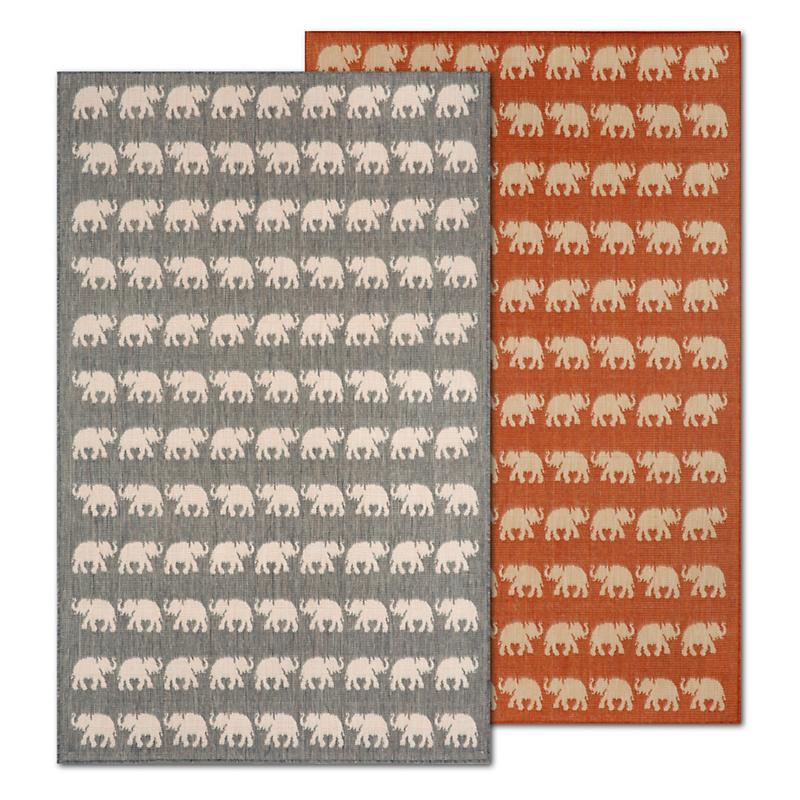 Elephant Indoor / Outdoor Rug