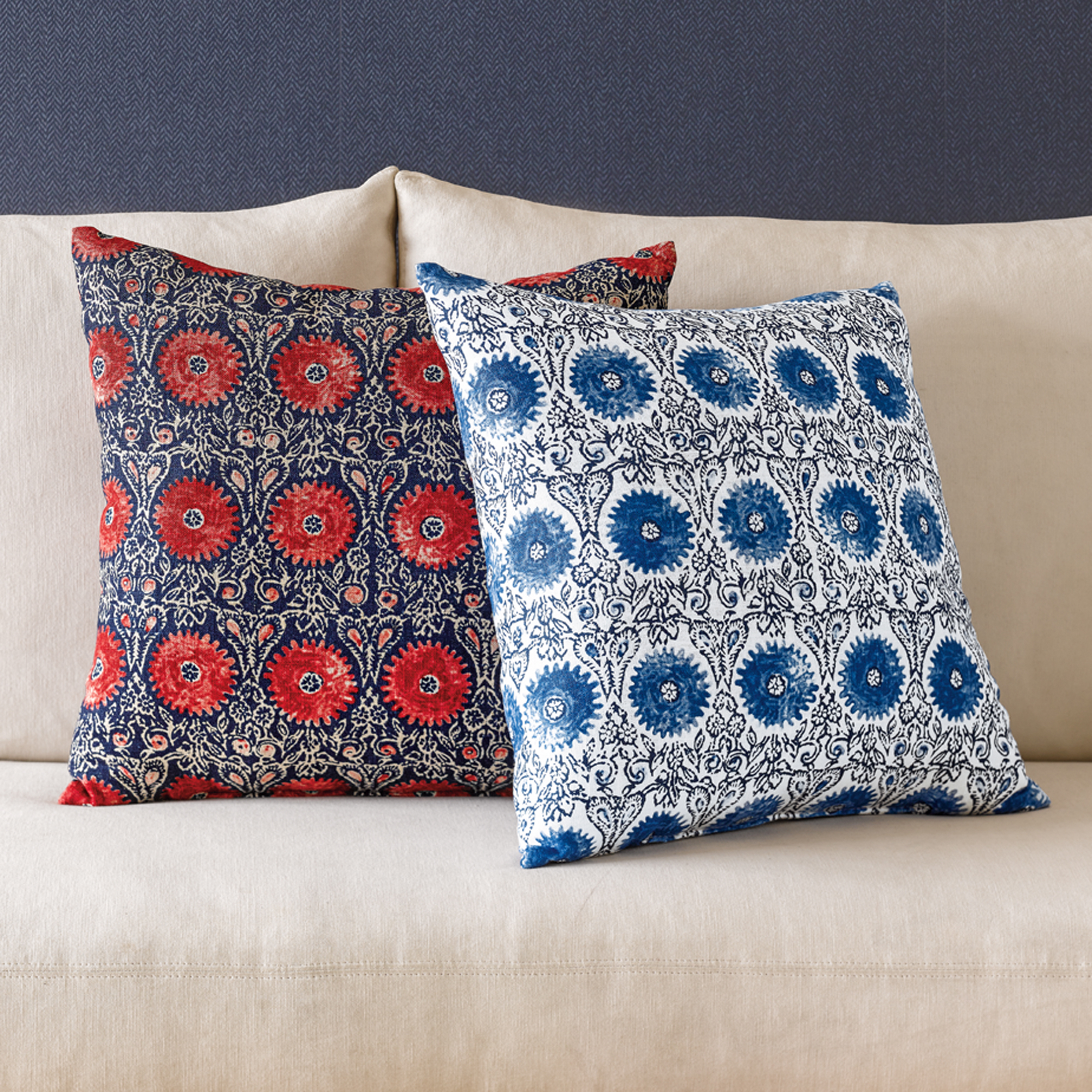 Throw Pillows Home : Sintra Pillows Gump s