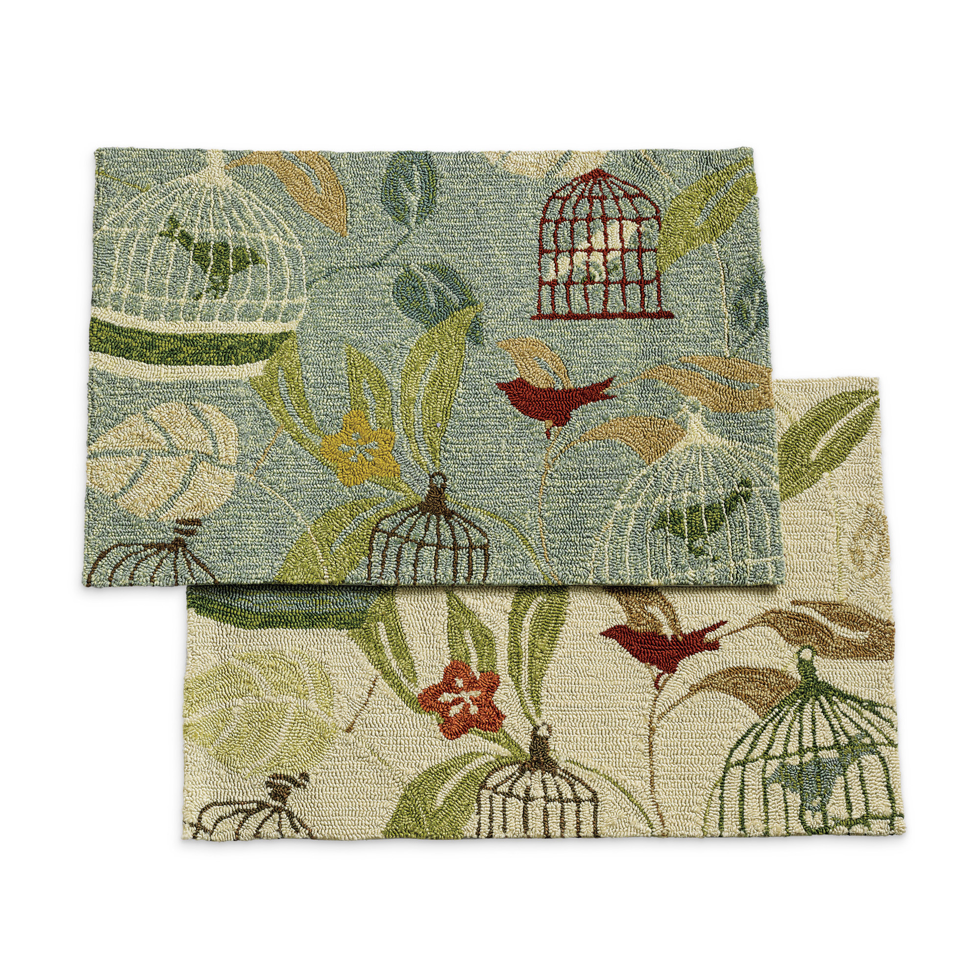 Birdcage Indoor / Outdoor Rug