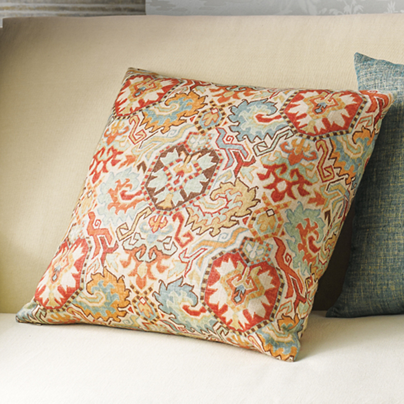 Rosecliff Pillow