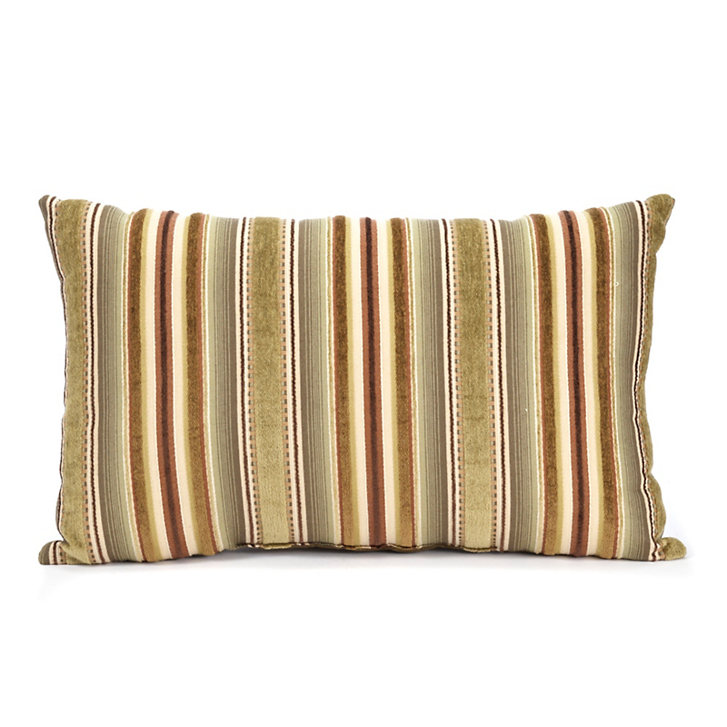 Rutherford Stripe Lumbar Pillow
