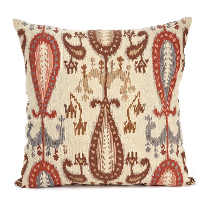 Bombay Teardrop Pillow