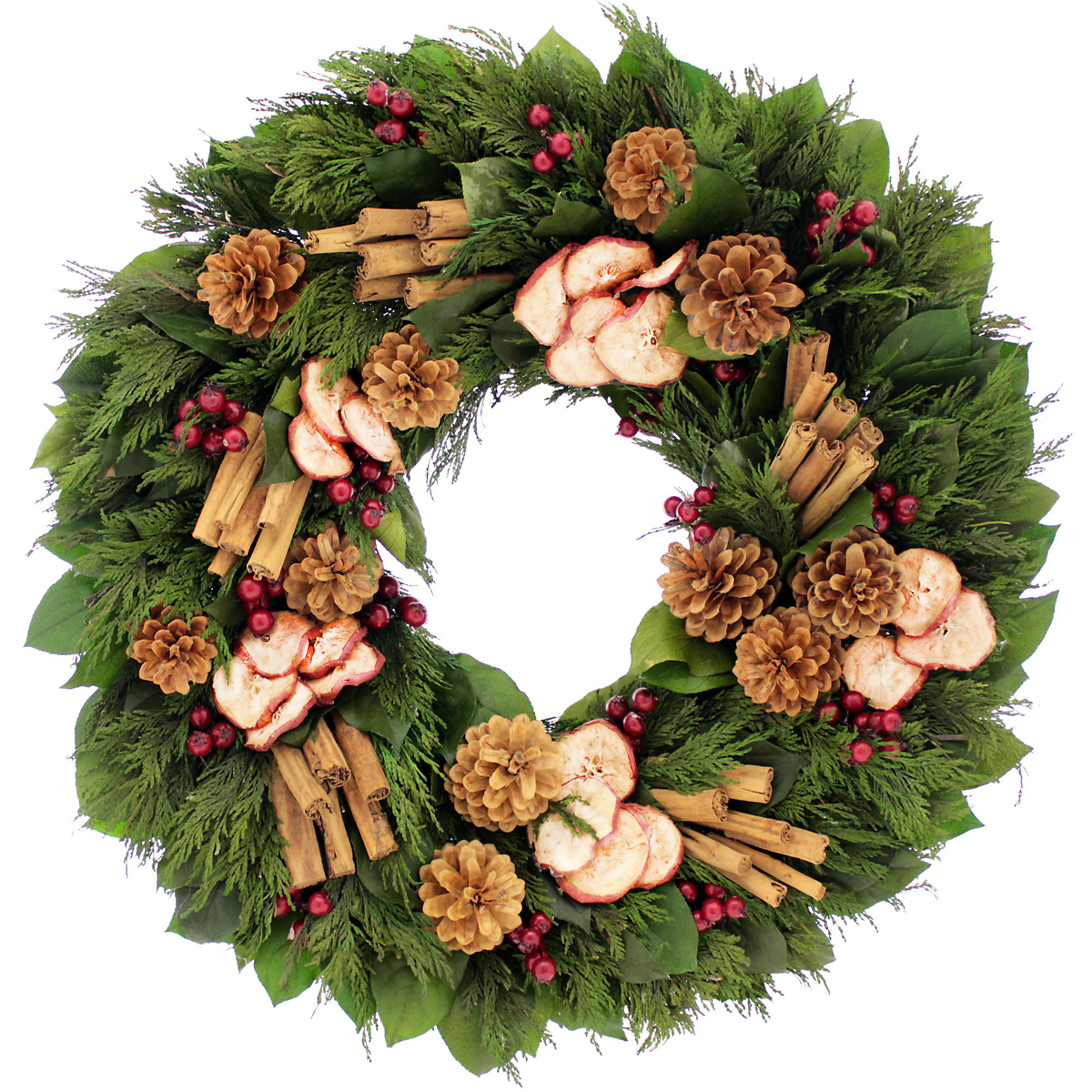 Holiday Apple Spice Christmas Wreath, Large  Gump's. Coffee Table Rustic. Bathroom Tile Design. Hall Table. Best Quartz Countertops. Bella Vita Custom Homes. Glass Pendant Light. Chaise Lounge Chairs. Country Bathroom Vanity