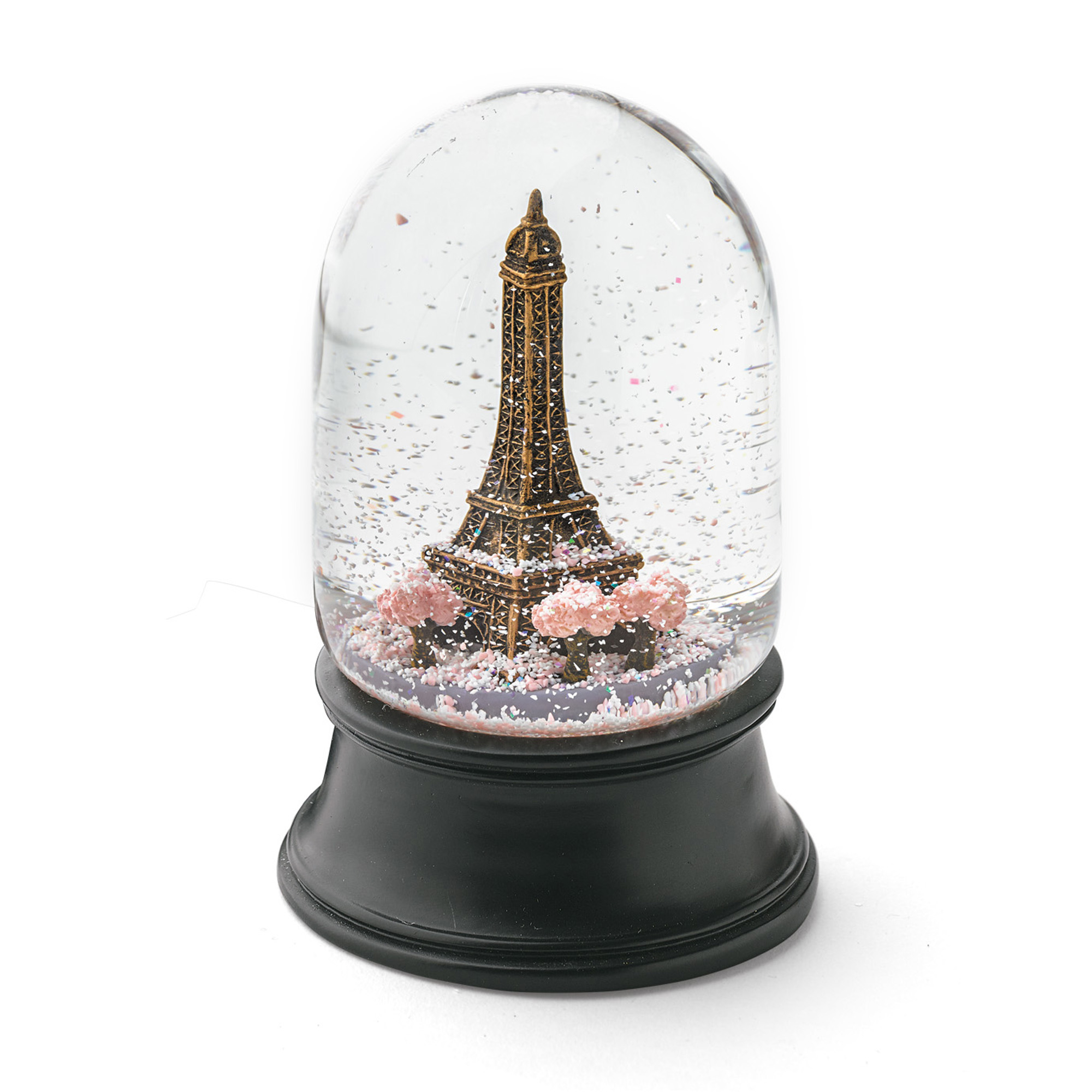 Eiffel Tower Waterglobe