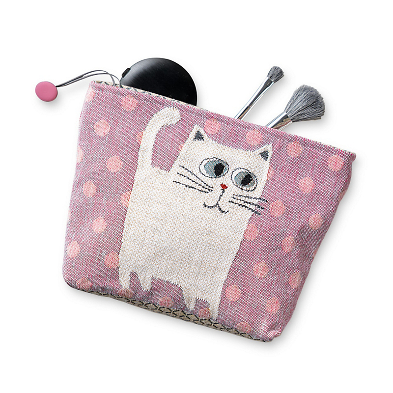 Le Chat Cosmetics Bag