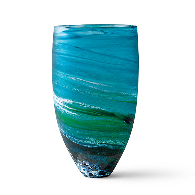 Richard Glass Seaspray Vase