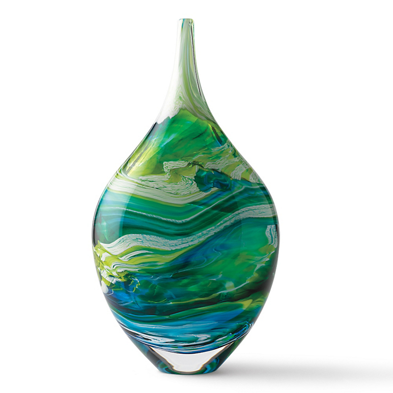 Richard Glass Merge Vase