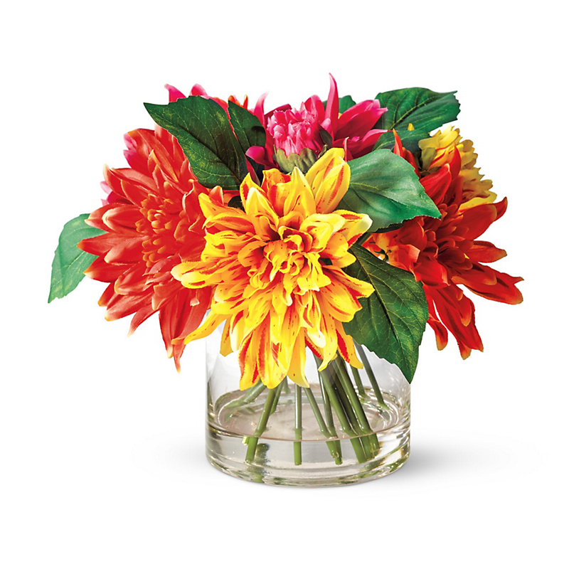 Summer Dahlias Bouquet