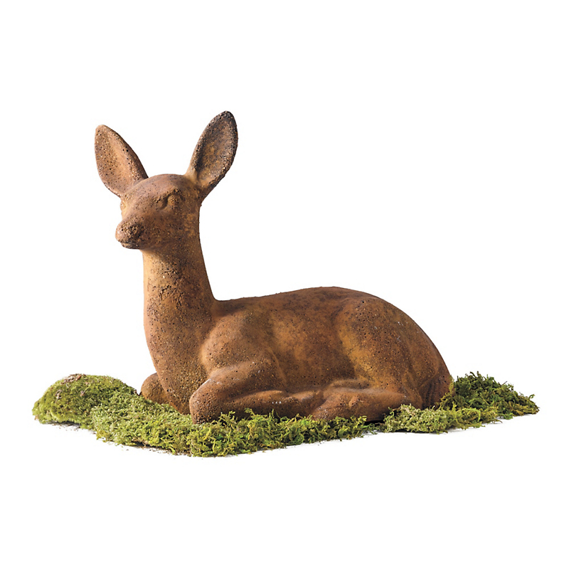 Fawn Outdoor Sculpture