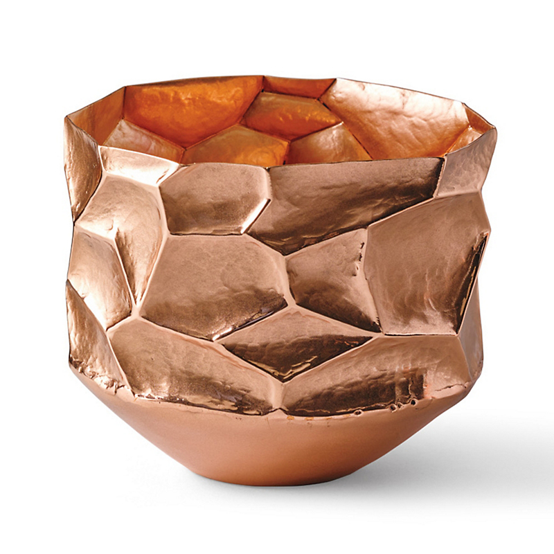 Anupam Poddar Copper Scoop Bowl