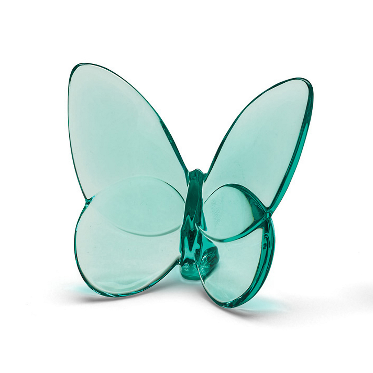 Baccarat Lucky Butterfly, Turquoise