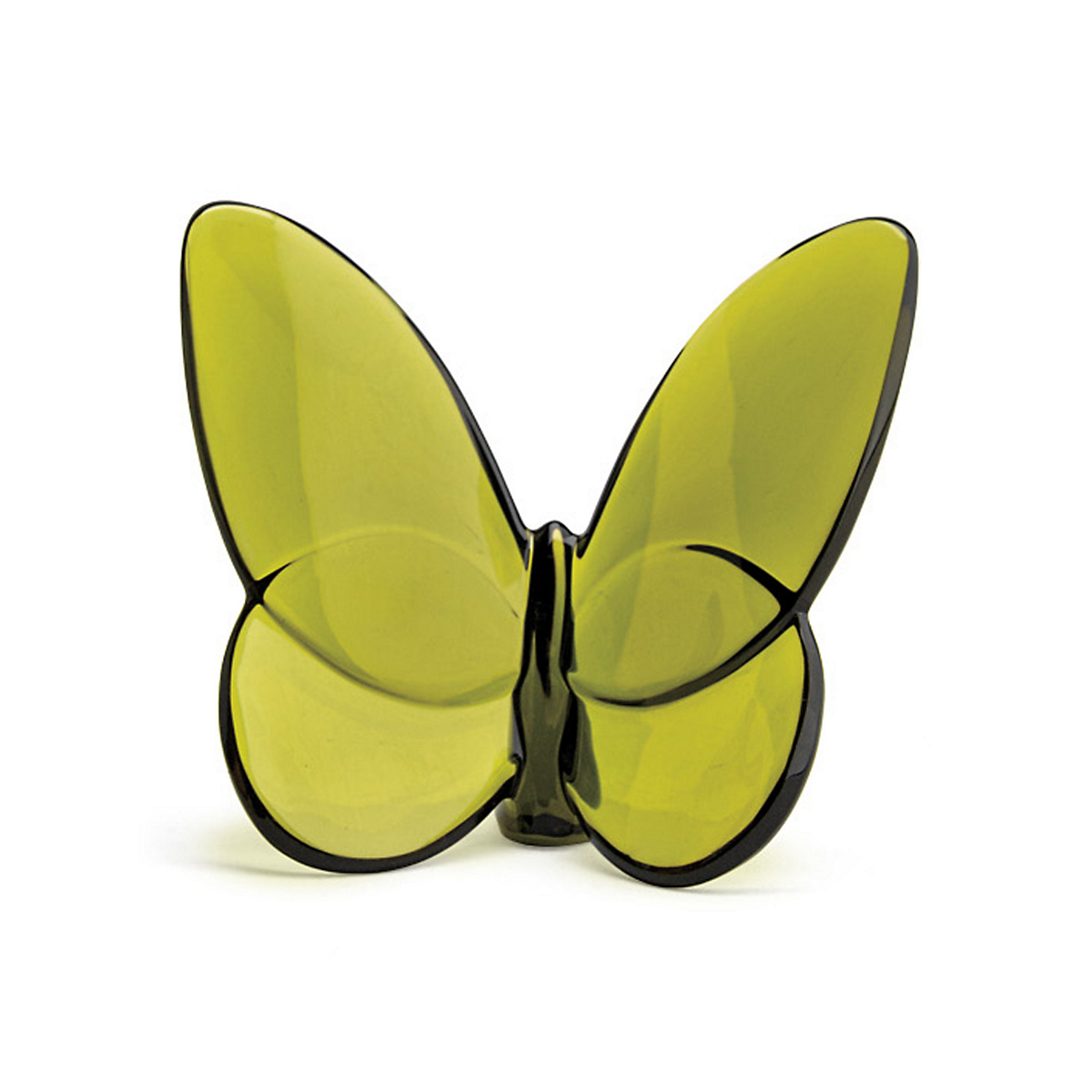 Baccarat Lucky Butterfly, Green