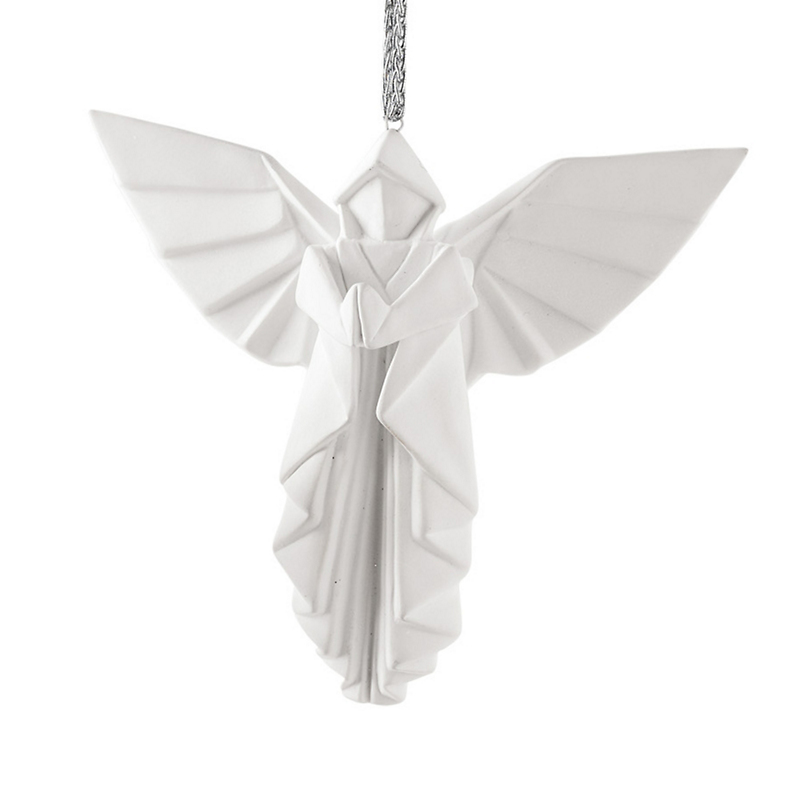 Origami Angel Harmony Ornament