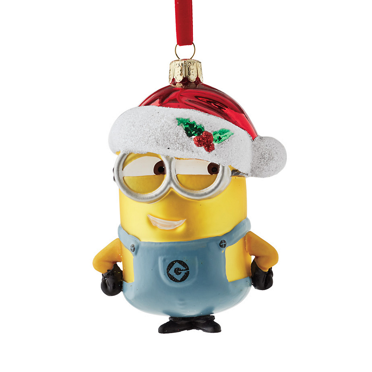 The Minions Christmas Ornament