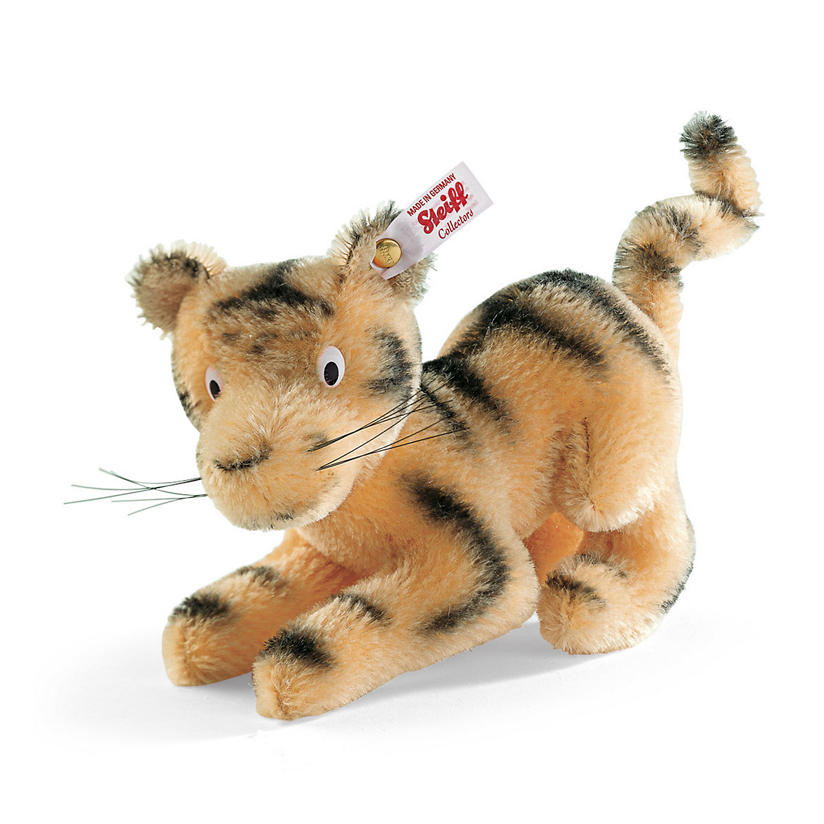Steiff 100 Aker Wood Tigger Collectible