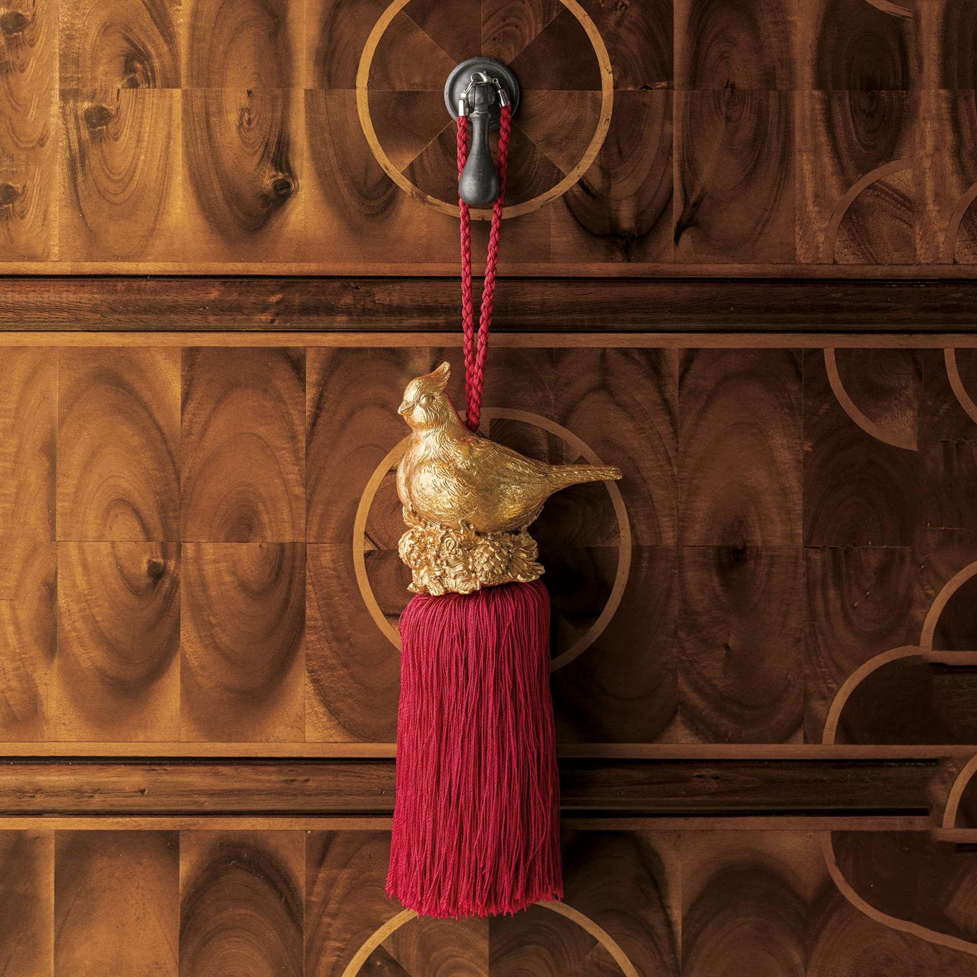 Gold Partridge Tassel