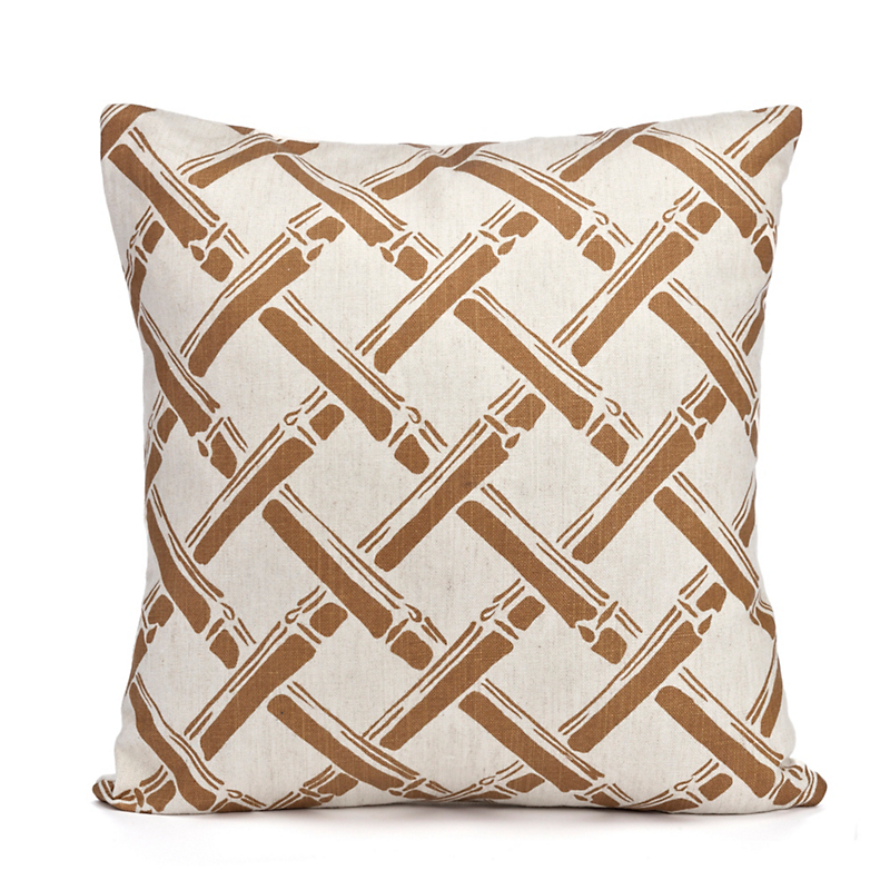 Palace Garden Bamboo Pillow