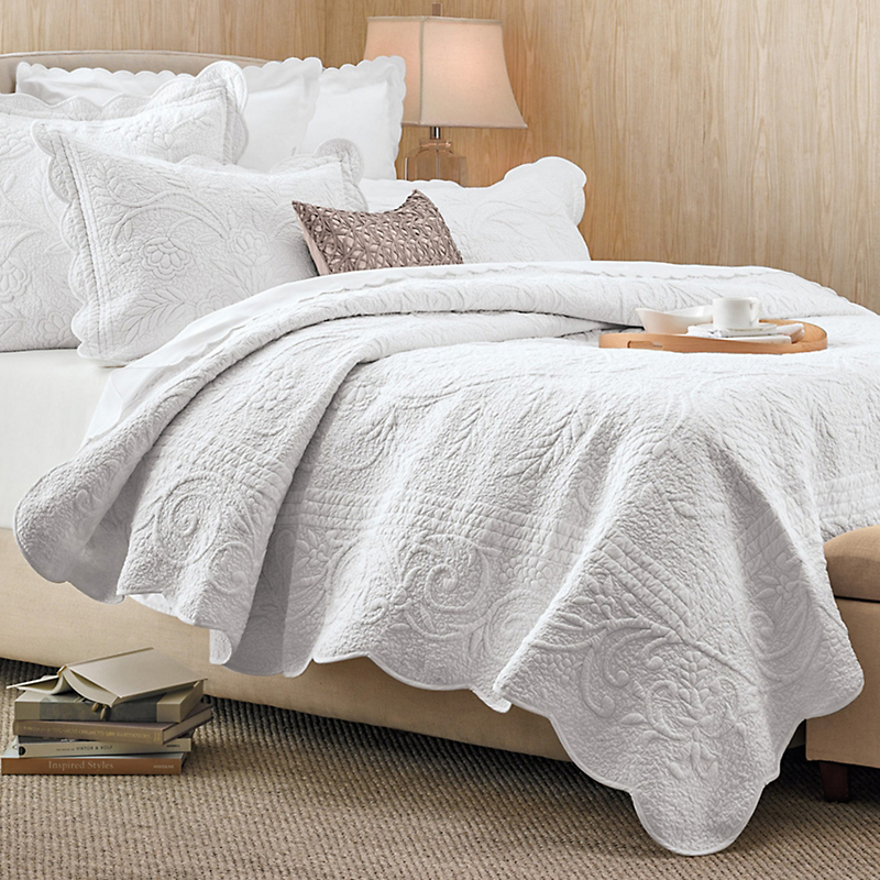 Helena Luxury Quilted Bedding