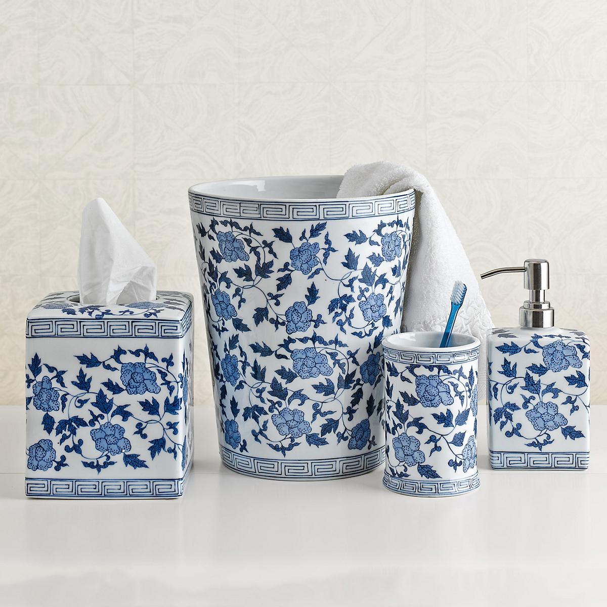 Ming Garden Bath Accessories